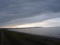 釧網本線とオホーツク海