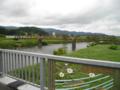 最上川と荒砥鉄橋
