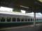 袖崎駅に停車中の「つばさ188号」