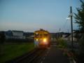列車番号「24D」