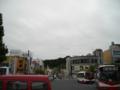 石巻駅前の様子