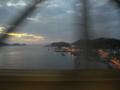 下津井港、17時半