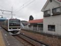 千葉行き普通列車(209系)