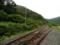 大志田駅スイッチバック地点