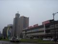 高岡駅外観(2004.06.25)