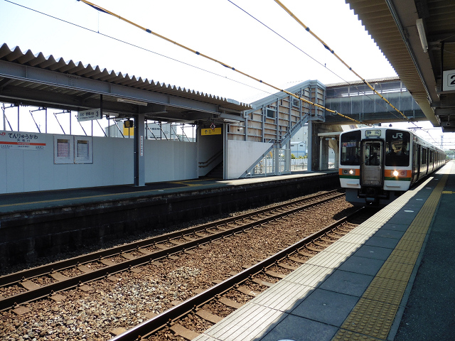 #3107 天竜川(2016.04.30)