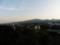東山北駅からの眺め