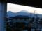 富士山の遠望@相模金子駅