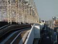 今羽駅ホームから見た吉野原駅