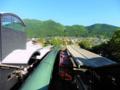 「ゆふいんの森」と普通列車