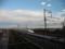 二川駅自由通路からの眺め(東側)