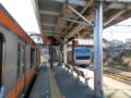 宮ノ平駅ホーム