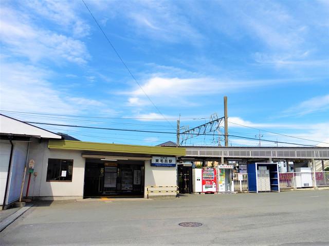 東毛呂駅外観