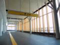 高柳駅東西自由通路