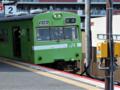 103系NS404編成@六地蔵駅