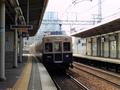 久寿川駅ホーム