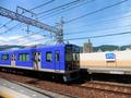 梅田行き普通列車(住吉13:31発)