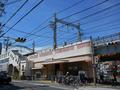 住吉駅外観(阪神)