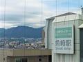 魚崎駅外観(神戸新交通)