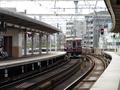 園田駅ホーム