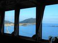 太平洋の眺め(宍喰〜海部)