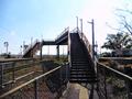 池谷駅跨線橋