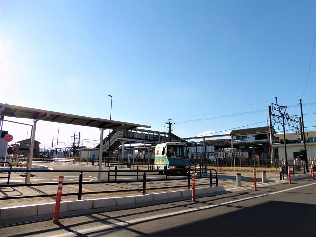 一本松駅南口
