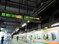 高崎発→宇都宮行き列車@小山駅