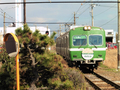 吉原行き列車(比奈15:04発)