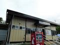 北新・松本大学前駅外観