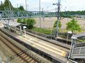大桑駅ホーム
