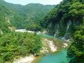 九頭竜川(柿ヶ島~勝原)