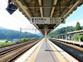 近江塩津駅ホーム
