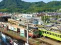 近江鉄道車両基地