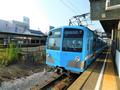 貴生川行き普通列車(彦根17:00発)