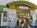 近鉄長島駅外観