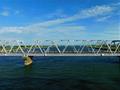 揖斐川の眺め(長島~桑名)