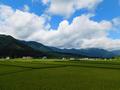 大堀~鵜杉(南側)の眺め