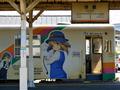 赤湯行き普通列車(山形鉄道)