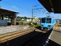 近江八幡行き普通列車(新八日市12:42発)