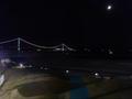 大蔵海岸、明石海峡大橋