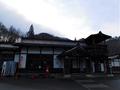 山寺駅外観