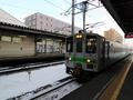 東室蘭行き普通列車(恵庭7:00発)