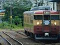 455系・413系@新井駅