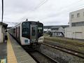 仙台行き快速列車(岩切11:46発)
