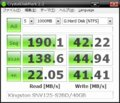 Kingston SNV125-S2BD/40GB CrystalDiskMark (1000MB)