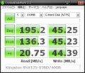 Kingston SNV125-S2BD/40GB CrystalDiskMark (100MB)