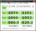 RAMDISK CrystalDiskMark  (100MB)