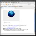 Shiretoko b4 on Ubuntu Karmic a1
