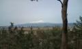 [酒田]飯森山山頂から鳥海山方面